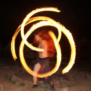 Kuba fireshow