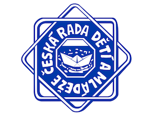 Logo České rady pro mládež