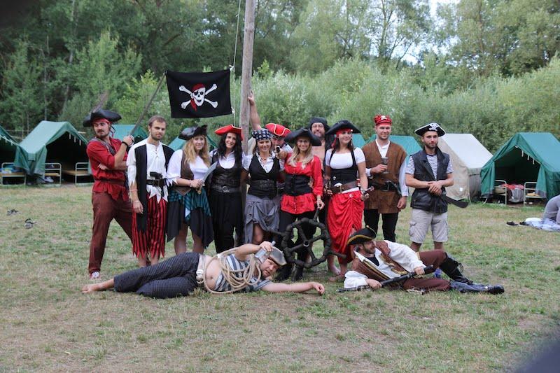 vedoucí SPOLU - Piráti z Puchverku 2017